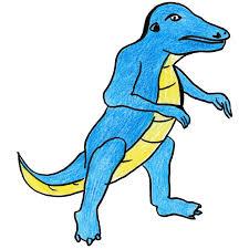 Coloriage Allosaurus Gratuit A Imprimer Ultracoloring Com