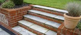 garden walls and steps transform