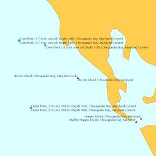 Barren Island Chesapeake Bay Maryland Tide Chart
