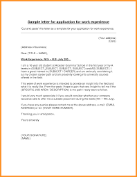 Work Letters Examples Resume And Cover Letter Resume And Cover