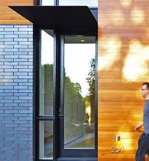 modern glass front door modern glass exterior front doors exterior doors ideas