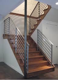 Handmade Rudess Stair Railing by Eric David Laxman | CustomMade.com