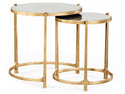 Sofa Side Table Unique Nesting Tables Gold Nesting Tables Gold Side Table  Gold