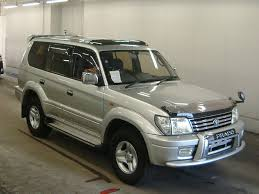 Used Toyota Land Cruiser Prado by Japanese Used Cars Exporter ...