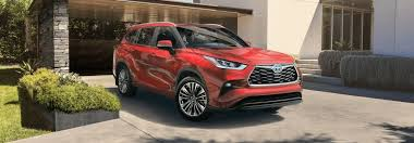 does the 2020 toyota highlander have