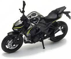 <b>Игрушка модель мотоцикла Welly</b> Kawasaki Ninja 1000R купить в ...