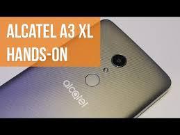 Alcatel OneTouch Fierce XL Video clips
