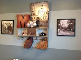 Sports Themed Bedroom Decor 17 Best Images About Baseball Themed Boys Room On Pinterest