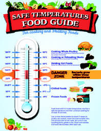 68 Qualified Food Safety Danger Zone Chart