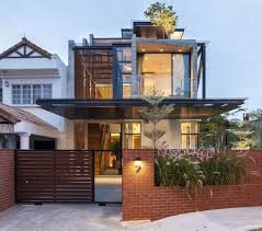 Small Picture House Design Singapore Style