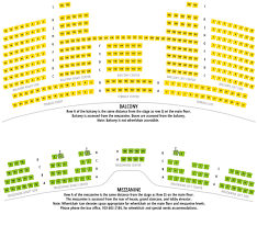 Ccc Seating Chart Manitowoc Symphony Orchestra