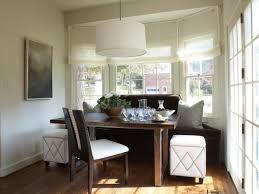 Kitchen Bay Window Furniture  Kitchen Bay Window Decorative Ideas - Bay window in dining room