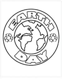 Happy Earth Day Coloring Pages For Kids Preschool And Kindergarten
