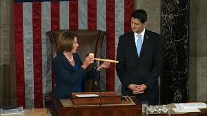 Paul Ryan receives Speaker's gavel from Nancy Pelosi - CNN Video