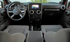 jeep wrangler 4 door interior. the 2009 jeep wrangler 4 door interior