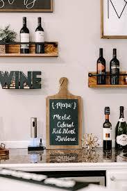 Great selection of wall décor. Home Bar Decor Ideas Xolivi Home Bar Decor Bar Wall Decor Home Wine Bar