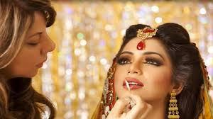 indian face makeup video
