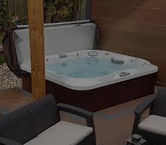 by size view hot tubs