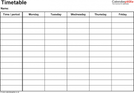 Revision Schedule Template Printable Weekly Calendar Template Unique New Google Docs