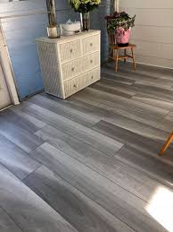 grey luxury vinyl plank flooring