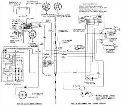 ford alternator wiring diagram internal regulator ~circuit diagram this is the field wire that energizes the alternator