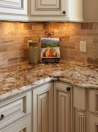 Captivating Traditional Tuscan Kitchen Makeover | HGTV Travertine Granite And Ivory  Cabinets
