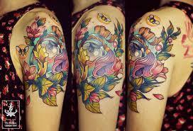 тату водолей фото созвездие в мужской и женской татуировке тату
