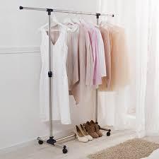 Kleiderständer Garderobenständer Metall Wäscheständer Kleiderstange