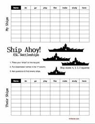 Sample Battleship Game New Battleship With Words Game Could Use For Character Traits Or Bible