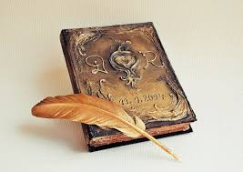 antique book by indrasideas