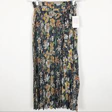 Deanne Skirt Size Chart