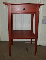 red bedside table. Modren Red Ikea HEMNES Red Bedside Table In Red Bedside Table U
