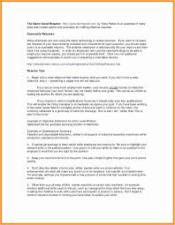 Sample Employee Incident Report Letter Sample Incident Report