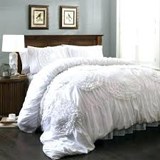 white bedspread twin white ruffle quilt home white ruffle duvet cover urban outfitters white ruffle quilt