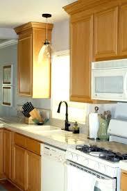 kitchen light above sink kitchen over the kitchen sink pendant pendant light over kitchen sink height