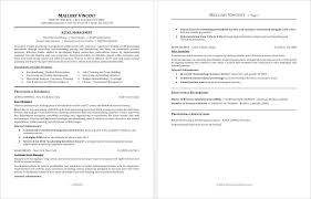Retail Management Resume Samples