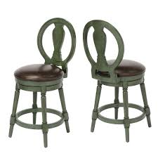 countertop height bar stools. Green Counter Height Swivel Bar Stool (Individual) Countertop Stools H