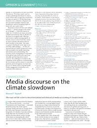 Climate Pro Insulation Coverage Chart Pdf Media Discourse On The Climate Slowdown