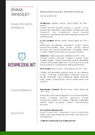 word resume templates •download word resume template chronological