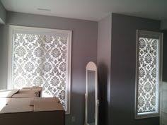Patterned Roller Shades