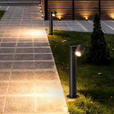 Landscape Pillar Lighting Best Sale 1443 Thrisdar Adjustable Outdoor Garden Lawn Lamp
