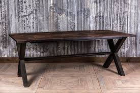 rustic furniture perth. simple furniture rustic steel frame kitchen table for rustic furniture perth