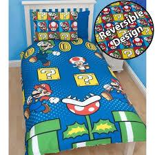 super mario bedding full size super odyssey