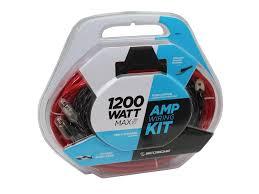 scosche amp wiring kit 1200 watt connects2 ltd design