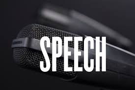 Image result for speech