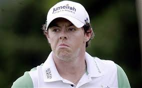 Rory McIlroy - Rory McIlroy moves ahead of Tiger Woods in golf world rankings. Moving up: Rory McIlroy sits above Tiger Woods in the world golf rankings for ... - rory-mcilroy_1885047c