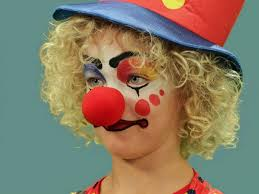 clown costume for
