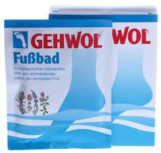 <b>GEHWOL</b> Ванна для <b>ног</b> 10*20 г купить в интернет-магазине ...