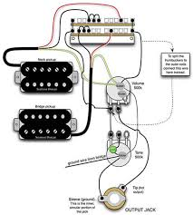 dual humbucker wiring diagram guitar humbucker pickup wiring diagram wiring diagram for humbucker pickups dual humbucker wiring diagram mod garage a flexible dual humbucker wiring scheme premier guitar