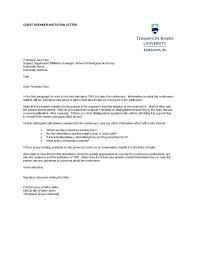 invitation letter format for seminar fresh exle formal invitation letter for seminar best seminar
